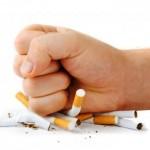 Interzicerea fumatului în spațiile publice închise
