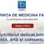 """Conferința AMF din București și Ilfov –""""Echilibrul delicat între știință, artă și comunicare"""""""